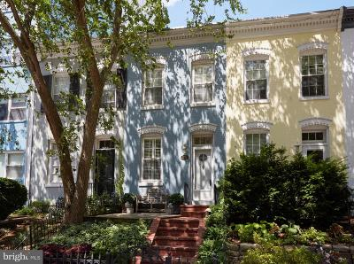 Washington Townhouse For Sale: 830 New Hampshire Avenue NW