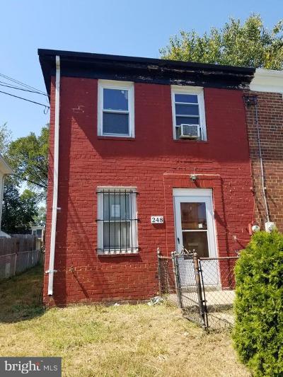 Washington Single Family Home For Sale: 248 56th Place NE