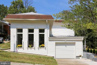 Washington Single Family Home For Sale: 4560 C Street SE