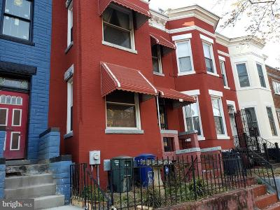Capitol Hill, Capitol Hill East, Capitol Hill/H Street, Capitol Square Place Single Family Home For Sale: 212 10th Street NE