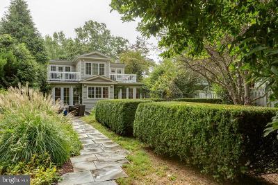 Washington Single Family Home For Sale: 4947 Eskridge Terrace NW