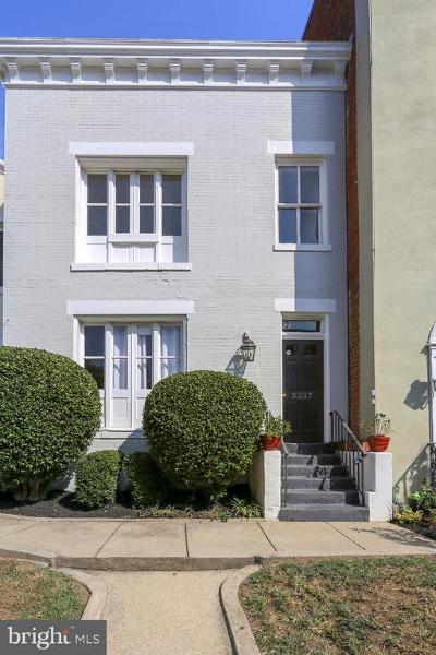 Washington Condo For Sale: 3237 N Street NW #15