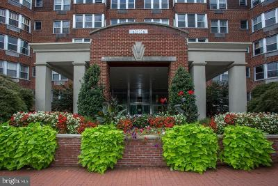 Washington Condo For Sale: 2500 Q Street NW #P-122