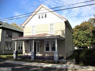 Harrington Single Family Home For Sale: 128 Mechanic Street