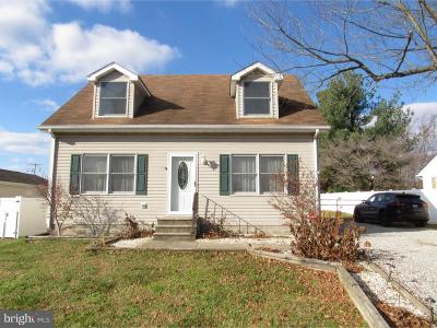 Smyrna Single Family Home For Sale: 836 W Mount Vernon Street
