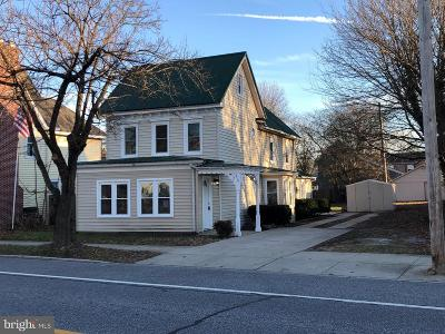 Clayton Single Family Home For Sale: 210 S Main Street