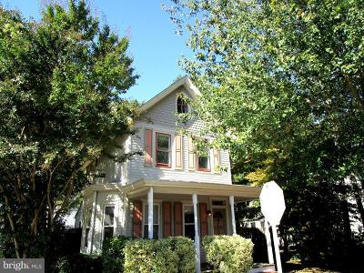 Dover Single Family Home For Sale: 302 N Bradford Street