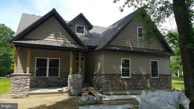 Dover Single Family Home For Sale: 276 Troon Road
