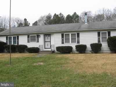 Milford Single Family Home For Sale: 1115 Scotts Corner Road
