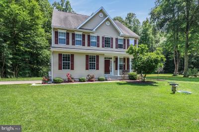 Harrington Single Family Home For Sale: 348 Beaver Pond Road