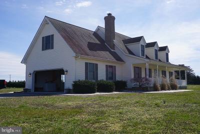 Smyrna Single Family Home Active Under Contract: 1261 Sunnyside Road