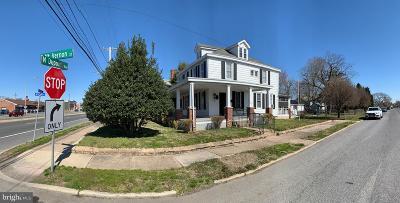 Smyrna Single Family Home For Sale: 202 E Mount Vernon Street