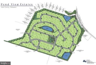 Harrington Residential Lots & Land For Sale: Pond View Estates Canterbury Road
