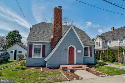 Harrington Single Family Home For Sale: 119 Dorman Street