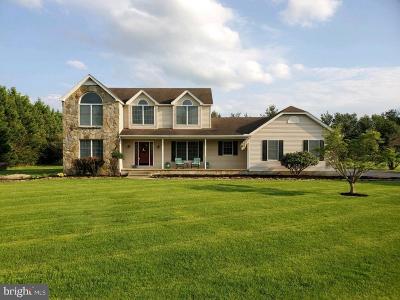 Camden Single Family Home For Sale: 1013 Quail Run
