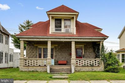 Harrington Single Family Home For Sale: 225 Commerce Street