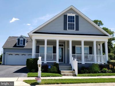 Dover Single Family Home For Sale: 628 Nobles Pond Crossing