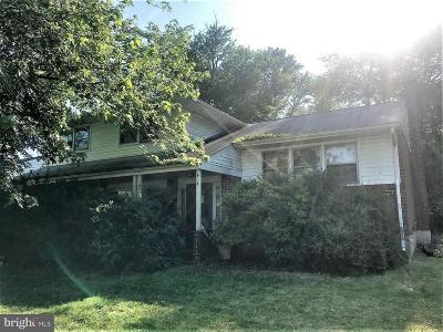 Dover Single Family Home Under Contract: 938 Shank Road