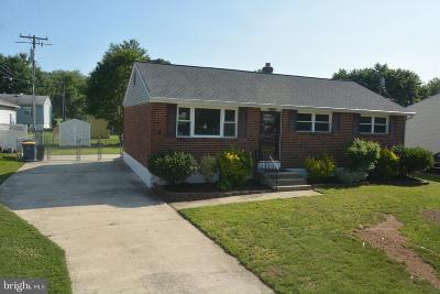 Smyrna Rental For Rent: 363 N School Lane