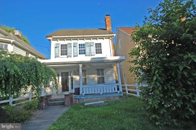 Smyrna Single Family Home For Sale: 313 W Commerce Street