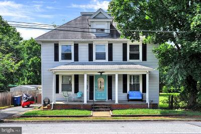 Camden Single Family Home For Sale: 220 N Railroad Avenue