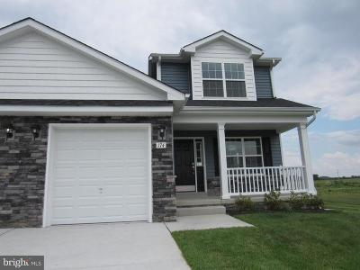 Smyrna Single Family Home Under Contract: 54 Exton Lane