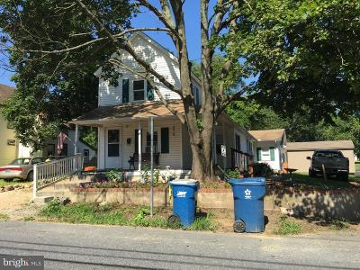 Camden Single Family Home For Sale: 8 S Layton Avenue