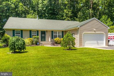 Kent County Single Family Home For Sale: 92 Vondaway Drive