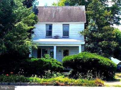 Dover Single Family Home For Sale: 726 Forrest Street