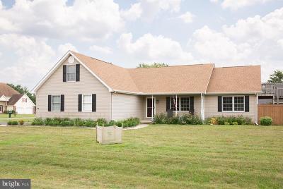 Harrington DE Single Family Home Under Contract: $257,900