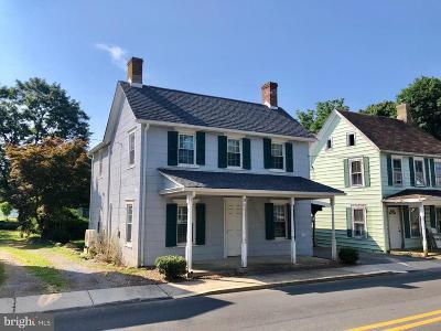 Magnolia Single Family Home For Sale: 13 W Walnut Street