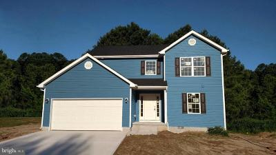 Milford DE Single Family Home For Sale: $249,900