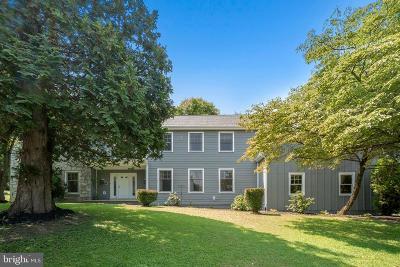 Hockessin Single Family Home For Sale: 1775 Brackenville Road