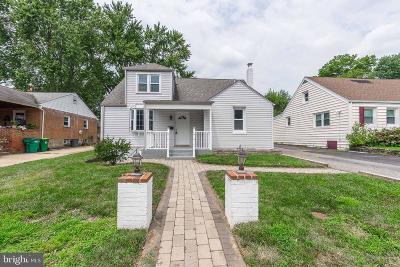 Single Family Home For Sale: 2609 Garfield Avenue