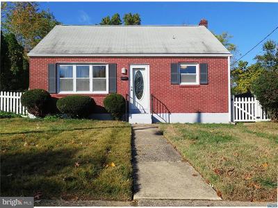 Wilmington DE Single Family Home For Sale: $172,900