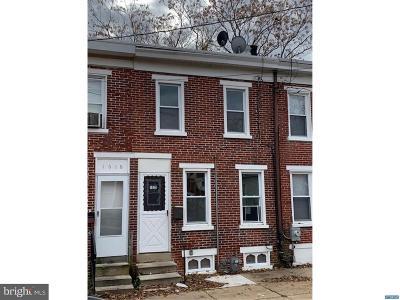 Wilmington DE Single Family Home For Sale: $49,900