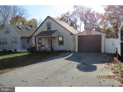 Claymont Single Family Home For Sale: 124 Pennsylvania Avenue