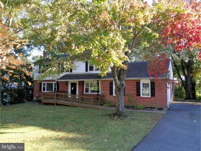 Wilmington Single Family Home For Sale: 12 Dansfield Drive
