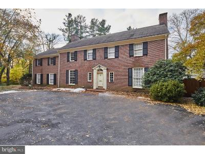Newark, Kennett Square, Middletown, Wilmington, Greenville, Centerville, Chadds Ford, Landenberg Single Family Home For Sale: 909 N Dupont Road