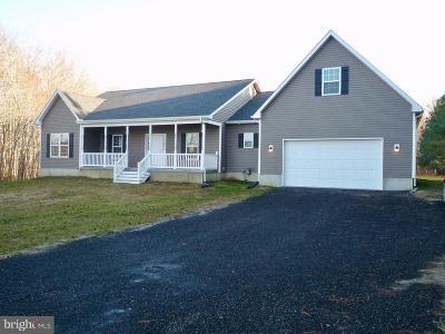 Smyrna Single Family Home For Sale: 1824 Vandyke Greenspring Road