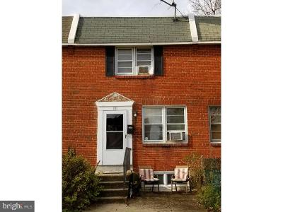 Newark Townhouse For Sale: 181 Madison Drive