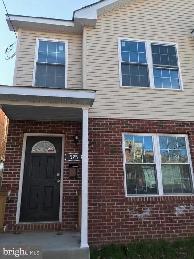 Single Family Home For Sale: 525 N Scott Street