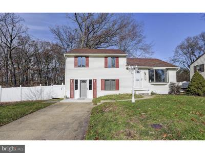 Wilmington DE Single Family Home For Sale: $247,500