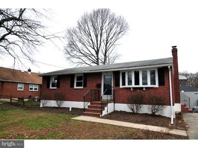 Claymont Single Family Home For Sale: 323 Delaware Avenue