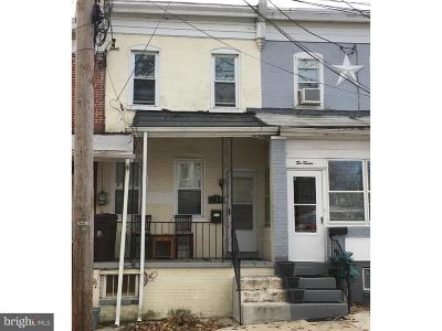 Kent County, New Castle County, Sussex County, KENT County Townhouse For Sale: 214 5th Avenue