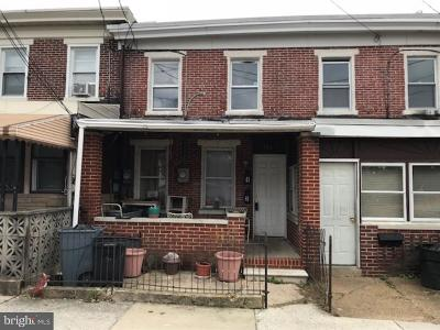 Wilmington DE Multi Family Home For Sale: $84,900