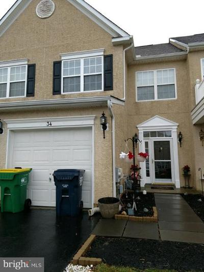 Townhouse For Sale: 34 Springfield Circle