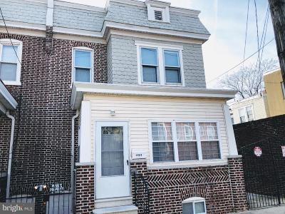 Wilmington DE Single Family Home For Sale: $109,000