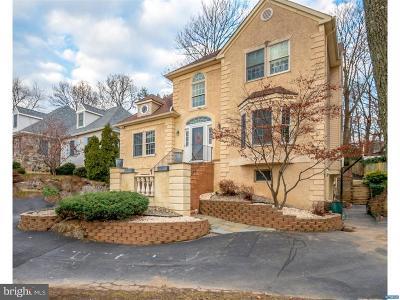 Wilmington Single Family Home For Sale: 405 Edgemoor Road