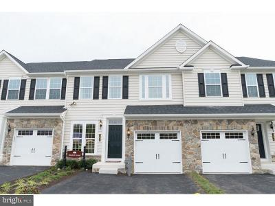 Hockessin Townhouse For Sale: 1000 Stonehouse Way